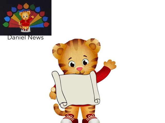 Daniel News On O The Owl's Treehouse With A TV by George awrahim