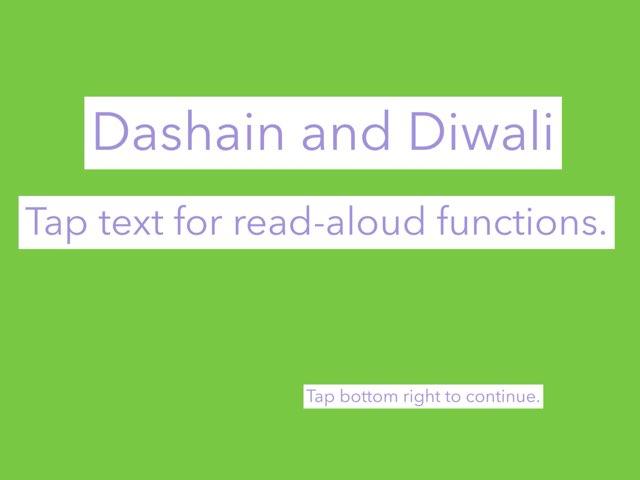 Dashain/Diwali by Brian martin