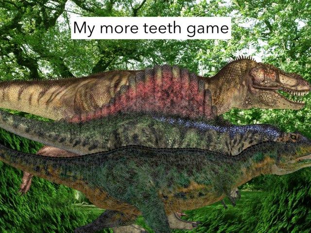 Dashton's More Teeth World by Courtney Lewis