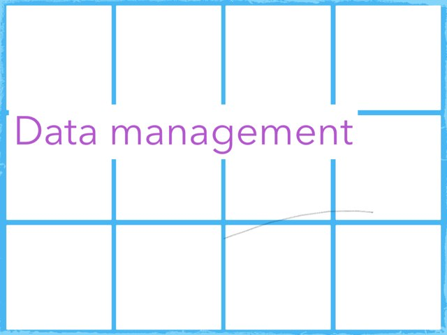 Data Management by Gurmeet Sandhu