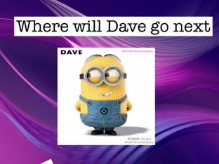 Dave The Minion by Lin Farndon