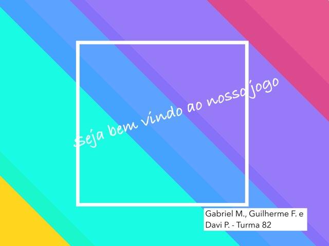Davi e Guilherme e Gabi by Rede Caminho do Saber