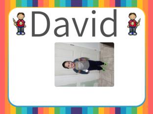 David by Kathryn King