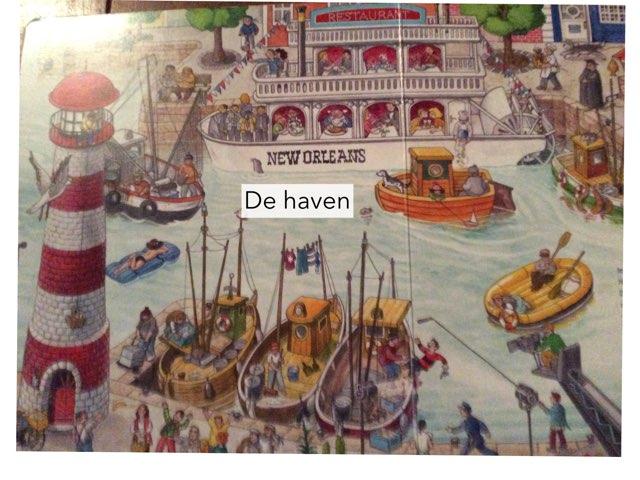 De Haven by Laura mos