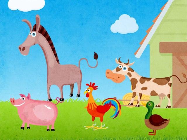De Kinderboerderij by Belinda Buitenhek