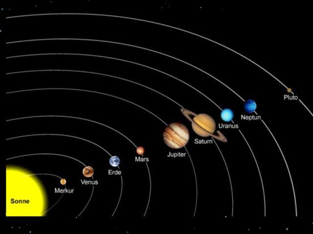 De Planeten by Laura mos