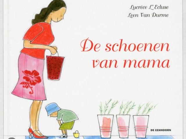 De Schoenen Van Mama by Aaron Willaert