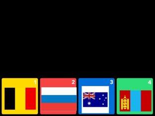 De Vlaggen Quiz by Daan daan