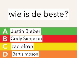 De beste quiz by Daan daan