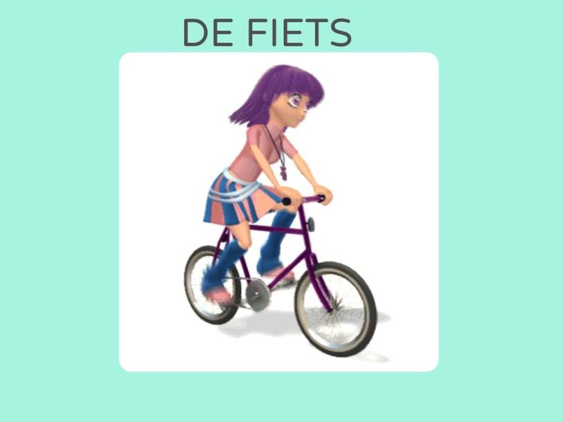De fiets  by Nadia Sarasota