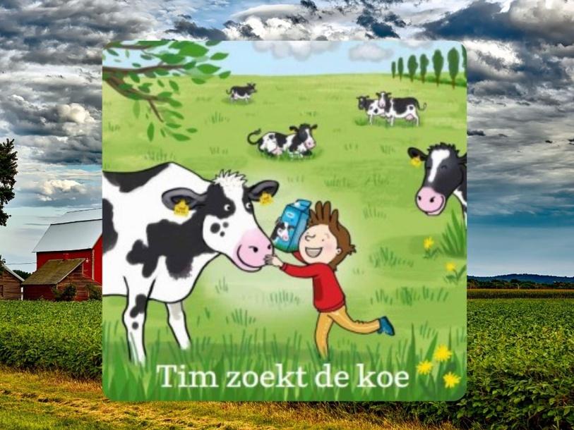 De weg die de melk aflegt by Caro Vermeir