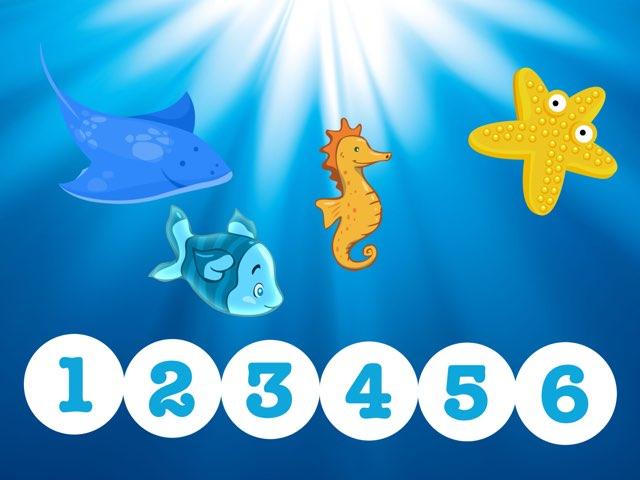 Deap Sea Puzzle by Jenna Walker