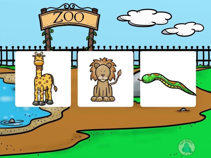 Dear Zoo Story by Mrs Hughes