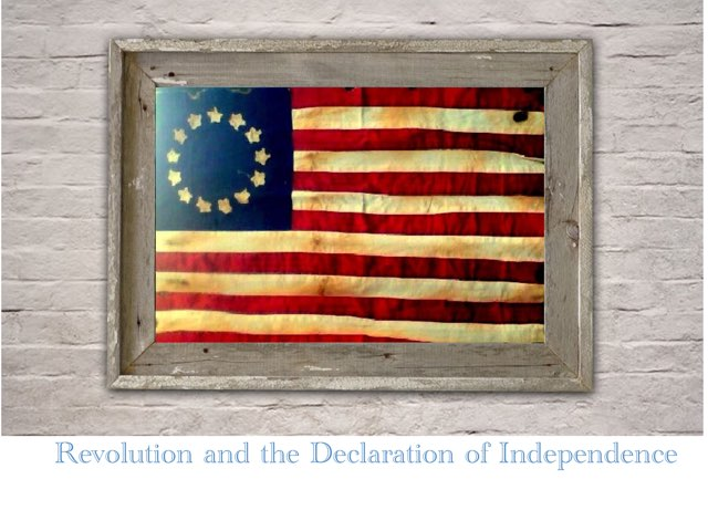 Declaration Independence Project Dom by Colene Hardy