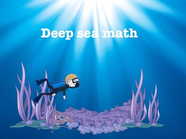 Deep Sea Math by Mica Ela