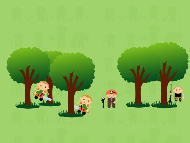 Deforestation by Roberto Laemmle