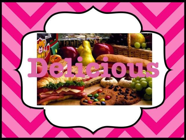 Delicious by Mr,alyaa Halawani