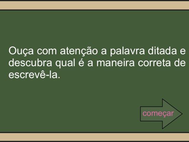 Descubra a Palavra Correta by Tenile Duarte