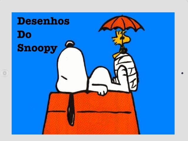 Desgosto Do Snoopy by Gerson Nagel