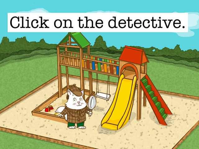 Detective You! by Megan Ashton