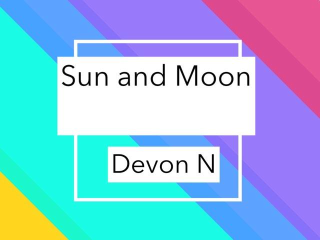 Devon N by Layne johnson