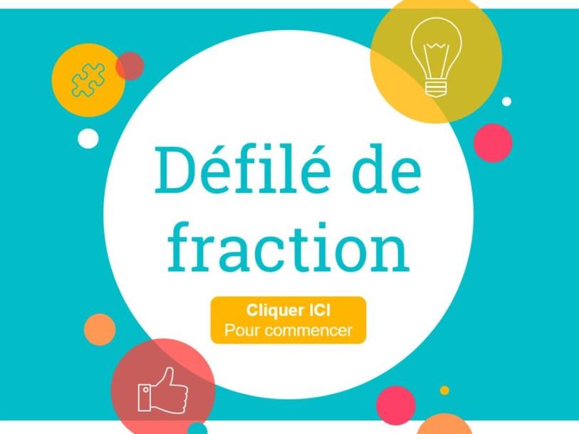 Défilé de fraction by Atelier  Fraction