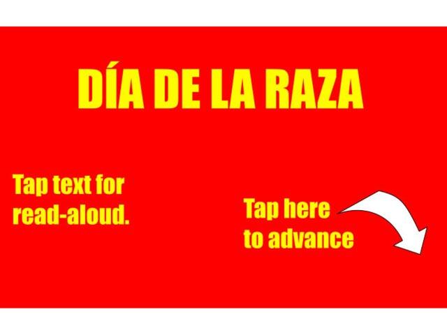 Dia De La Raza by Brian martin