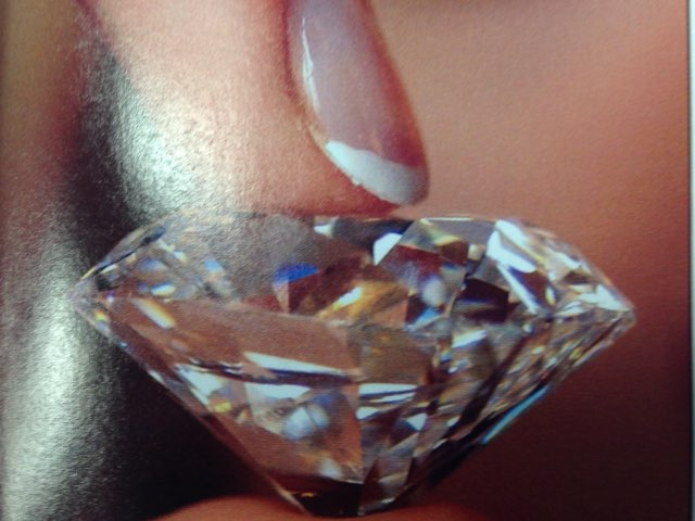 Diamonds by Resource Room