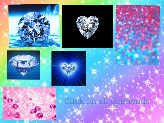 Diamonds by Mia Andrea