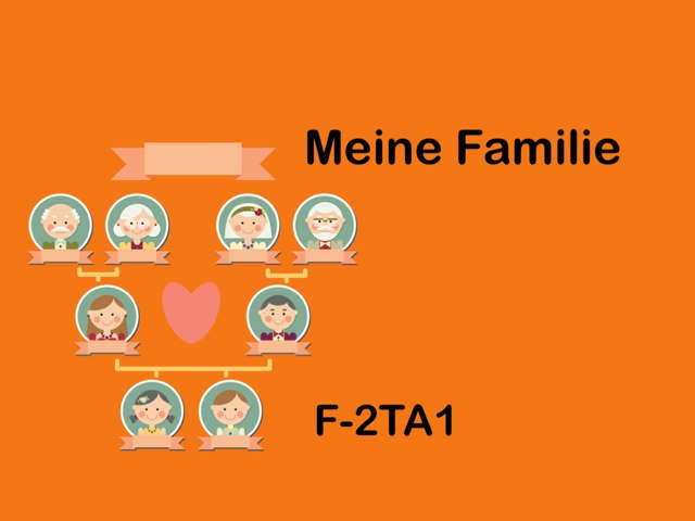 Die Familie F-2TA1 by Carla Müller