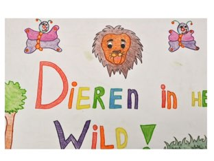 Dieren In Het Wild... Verhaal by Cogn Cognosco