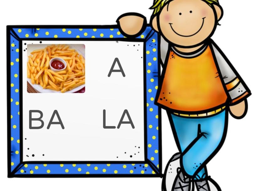 Diferenciando vogais e silabas B L  by luciane baltazar