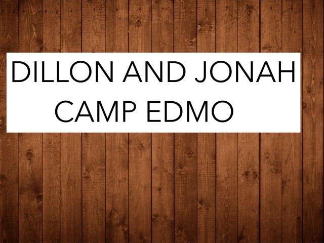 Dillon And Jonah Game by Edventure More -  Conrad Guevara