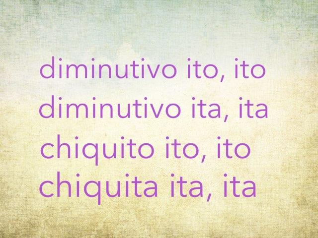 Diminutivos by Rosalva Correa