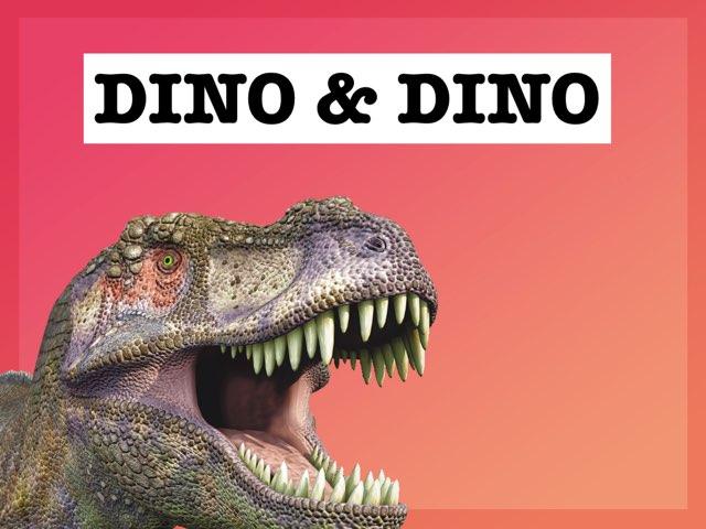 Dino & Dino by Simonetta Silimbani