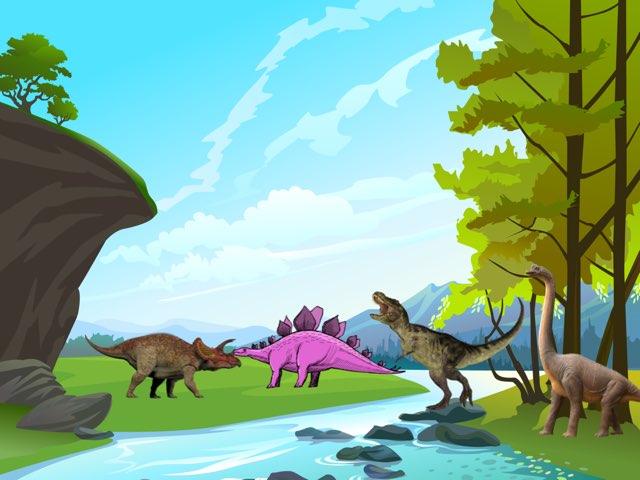 Dino Puzzle by Jennifer starkey