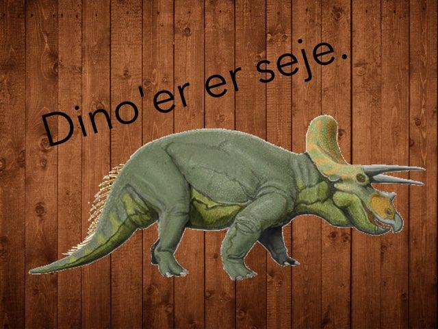 Dino'er by Chris Gyberg