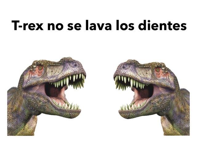 Dinopreguntas by Mr. Chilakiller ch.