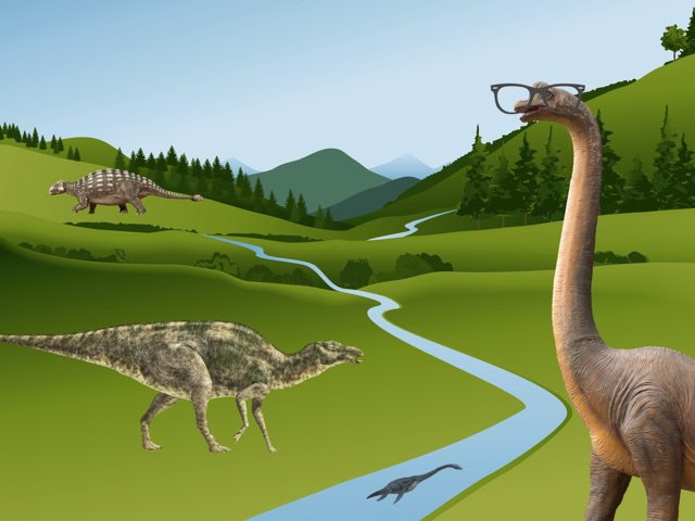 Dinos by Curso CFTIC