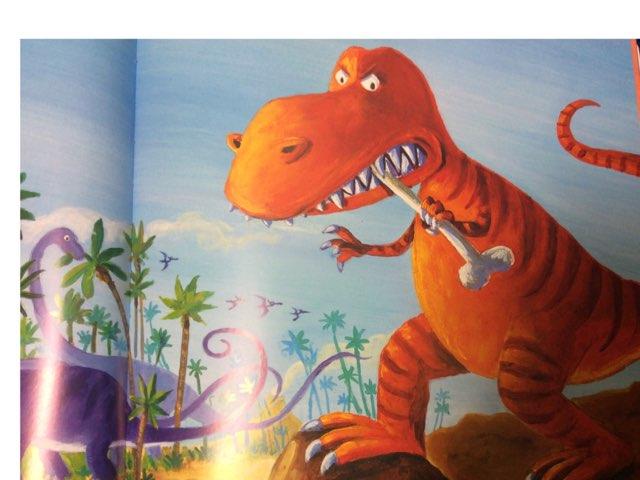Dinosaur Body Parts by Joe Phillips