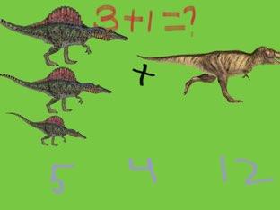 Dinosaur Math by Elm  Elementary
