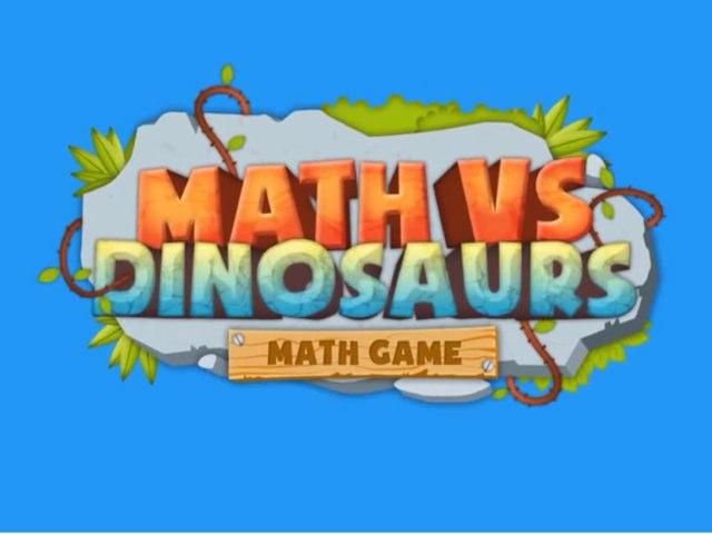 Dinosaur Vs 1 by mcpake family