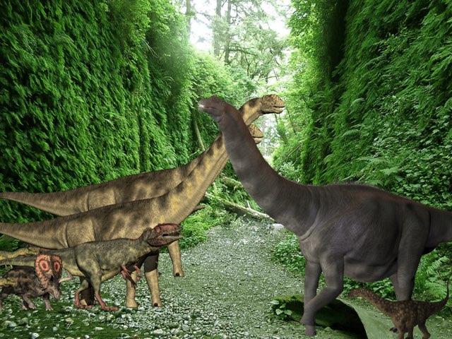 Dinosauri a pezzi!  by Paola Mattioli