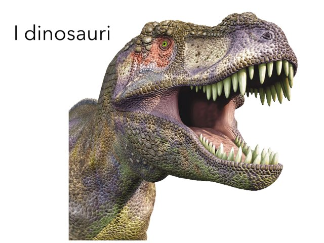 Dinosauri by Paola Mattioli