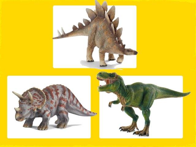 Dinosaurier by Christine Löthman