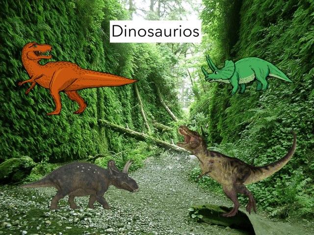 Dinosaurios by Karla Nuñez Martinez