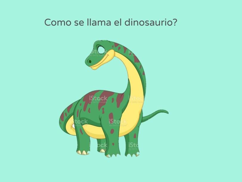 Dinosaurios  by Lorena Pineda