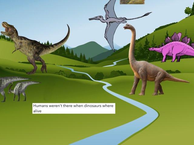 Dinosaurs by Hani Ahmer