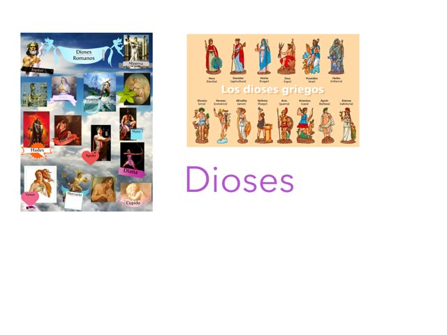 Dioses by Curso CFTIC
