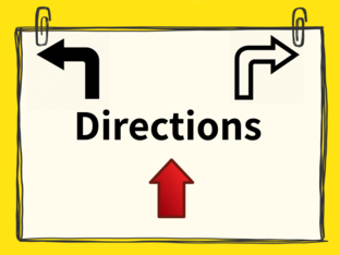 Directions & Traffic Signs by Doris Loo